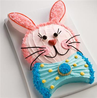 Торт заяц с фото