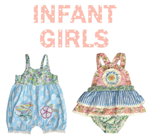 INFANT GIRLS SALE