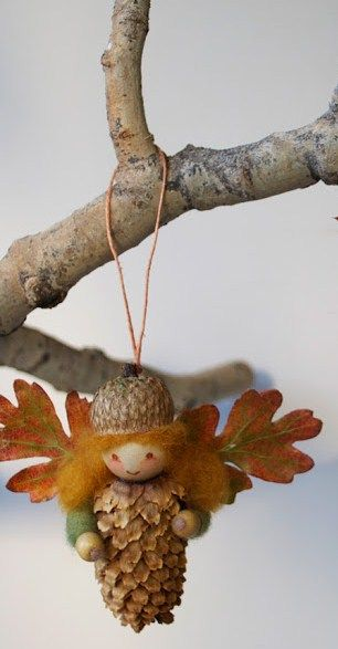 pine-cone-fairy