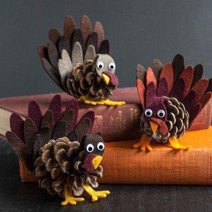 pine-cone-turkeys