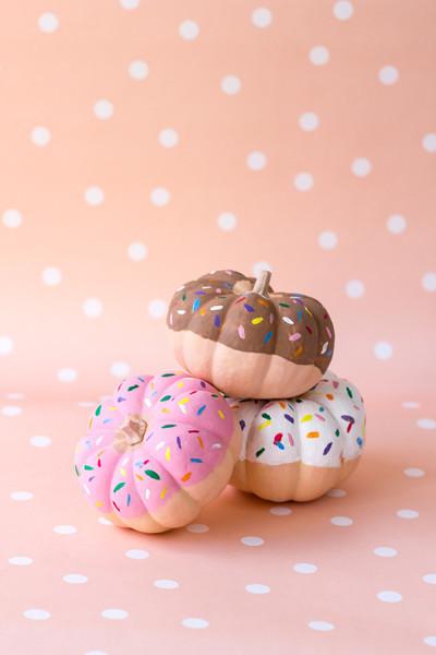 donut-pumpkins