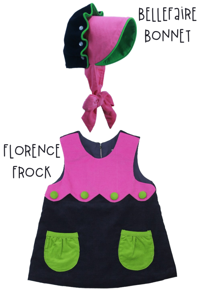 florence-frock-and-bellefaire-bonnet