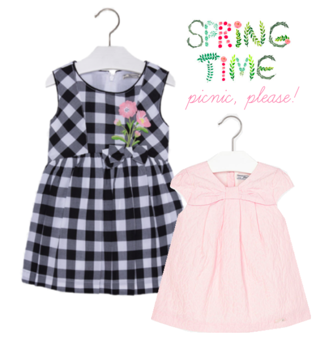 Easter Dresses Cotton Tails
