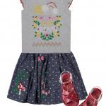 lily and sid skirt set